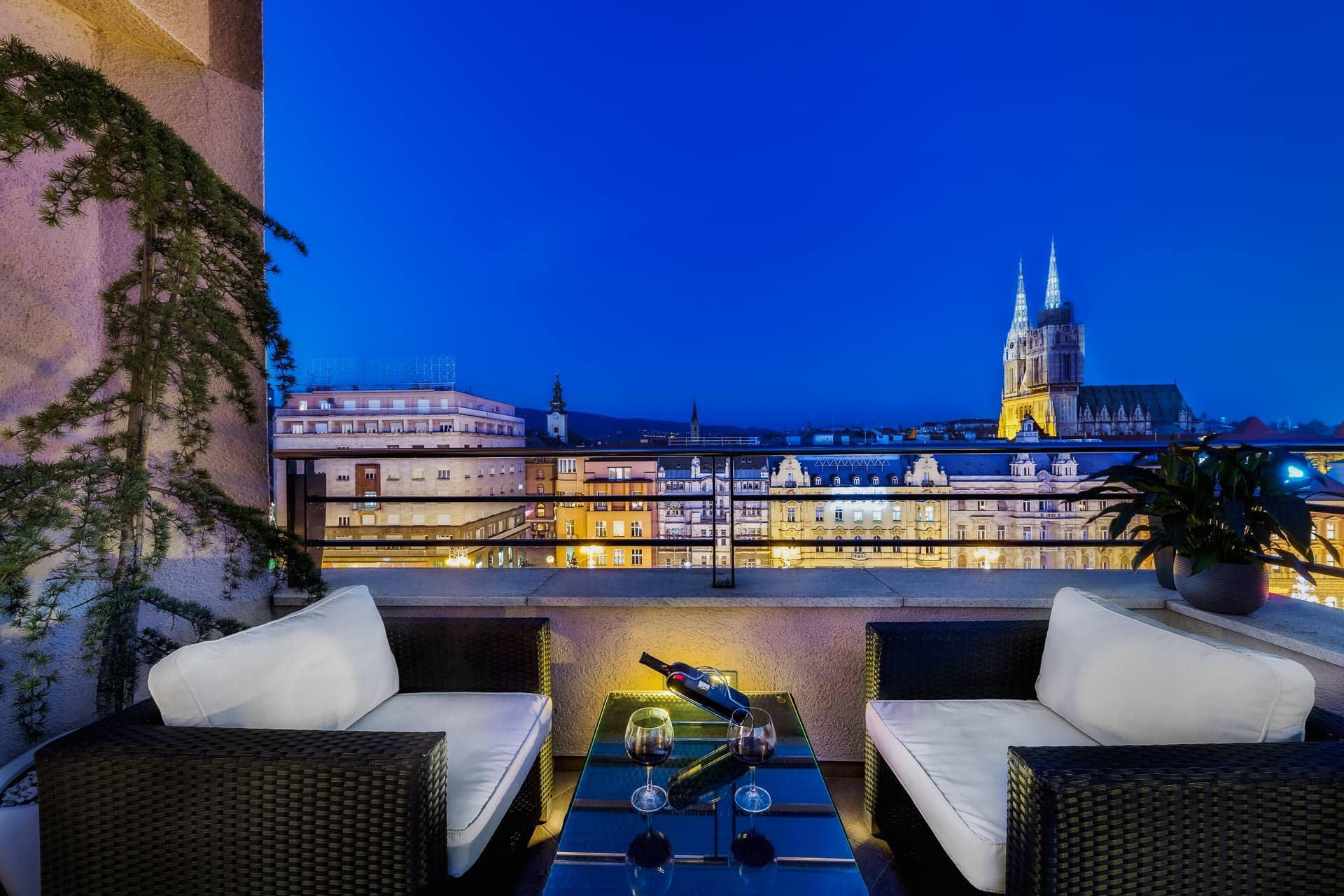 Presidential Suite Hotel Dubrovnik In Zagreb